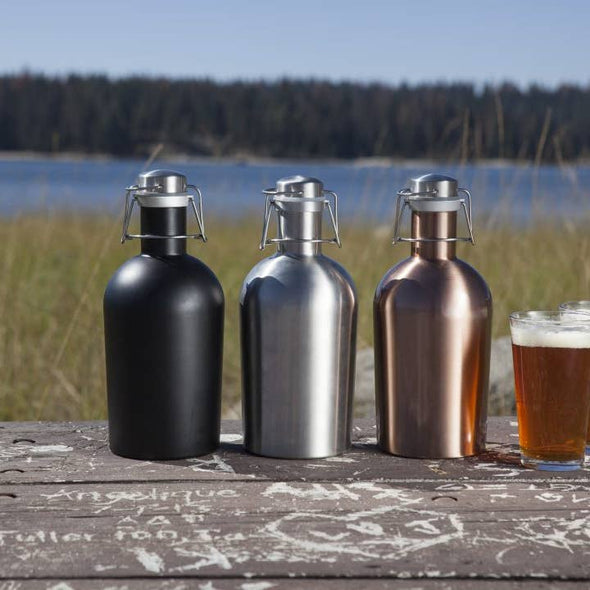 Stainless Steel Growler - Copper