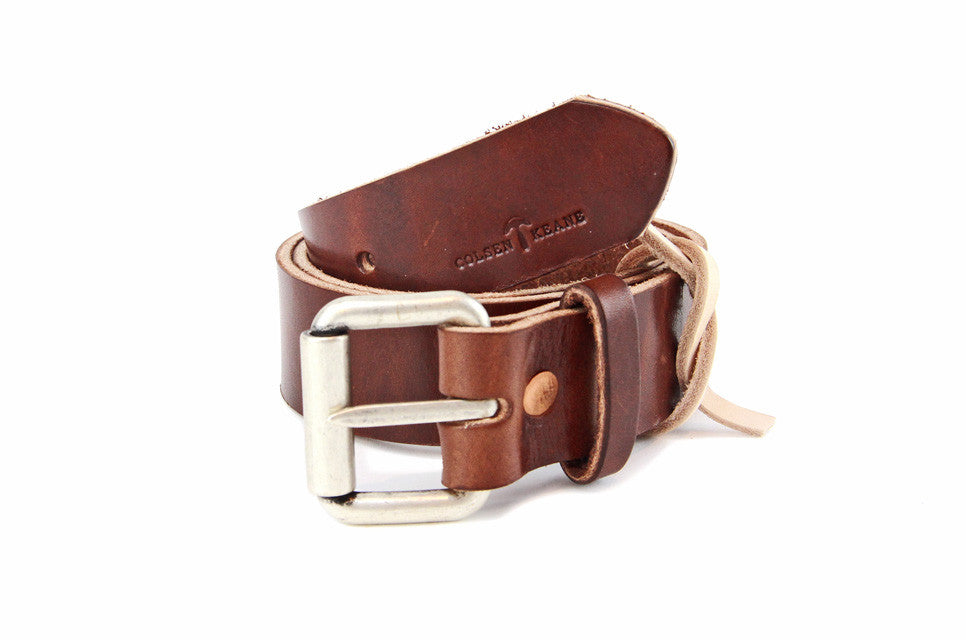 No. 914 - Work Belt Havana Brown