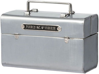 Steel Tool Case by Puebco