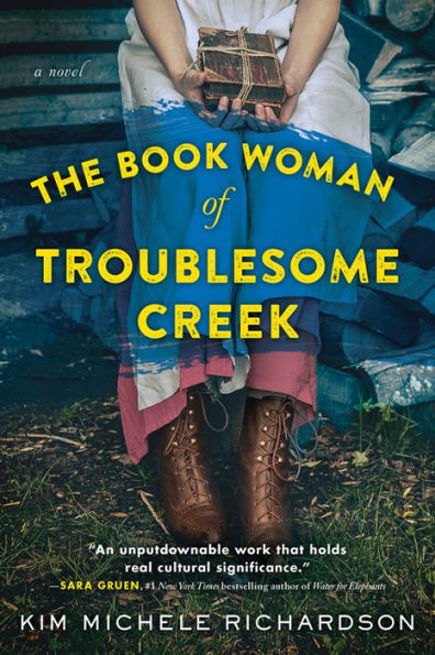THE BOOK WOMAN OF TROUBLESOME CREEK by KIM MICHELE RICHARDSON