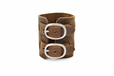 No. 1113 - Double Buckle Cuff