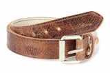 No. 518 - The Beefy Work Belt in Glazed Tan