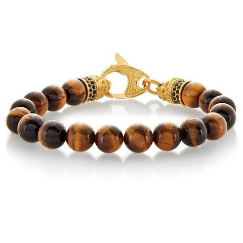 Tiger's Eye Bracelet by West Coast Jewelry