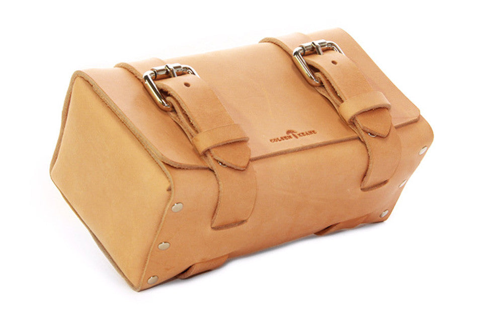 No. 215 - Travel Case in Natural Tan