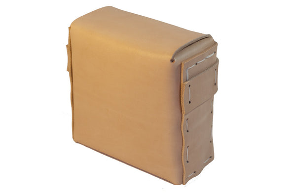 No. 213 - Tech Case in Natural Tan