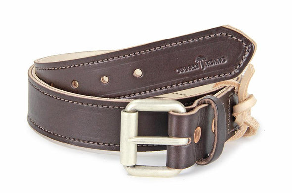 No. 518 - The Beefy Stitched Work Belt
