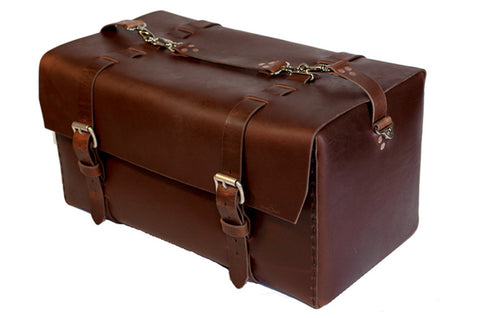 No. 613 - Large Duffle in Scotch Grunge