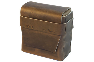 No. 213 - Tech Case in CrazyHorse Brown