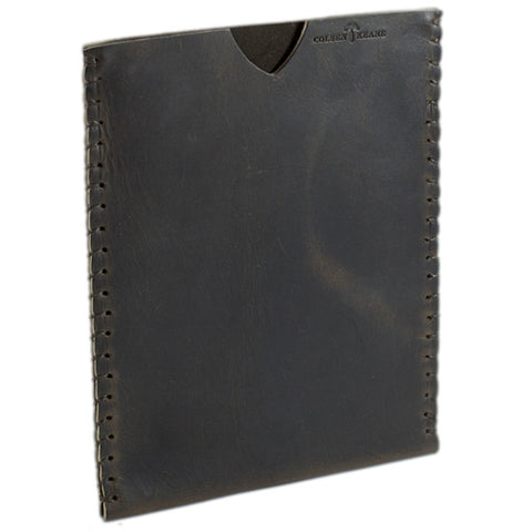 No. 911 - Simple iPad Mini Sheath in Crazy Horse