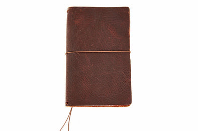 No. 410 - Field Notes Cover in Denali Brown