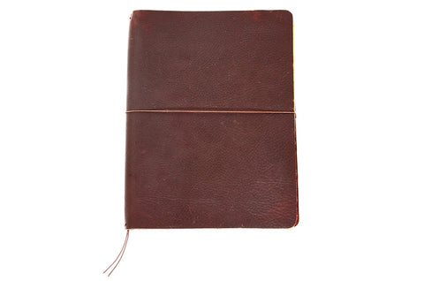 No. 1011 - Large Journal Cover in Denali Brown