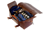 No. 613 - Medium Duffle in Havana Brown