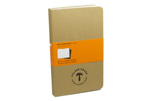 510 Medium Moleskine Inserts (3 Pack)