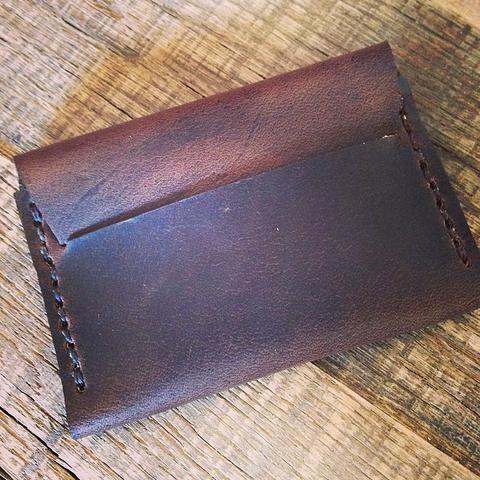 Card Sheath with Cover