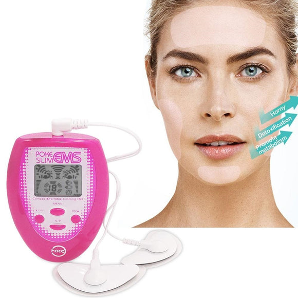 Face Slimming Device With Micro Current