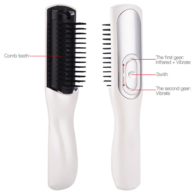 Infrared Laser Comb for Hair Growth Care Treatment