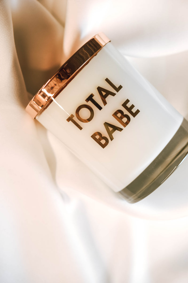 Chez Gagne Total Babe Candle