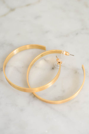 "Collections ""Koko"" Hoop Earrings"