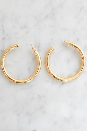 "Collections ""Rya"" Hoop Earrings"
