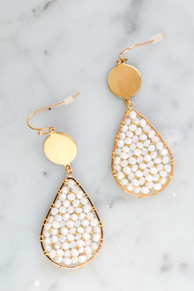 Everleigh Beaded Earrings