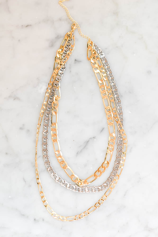 Martina Layered Necklace