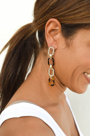 Gaby Drop Earrings