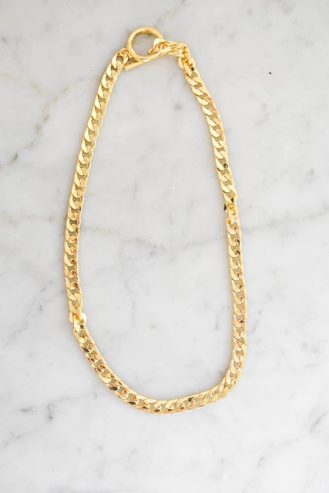 "Collections ""Nica"" Chain Necklace"