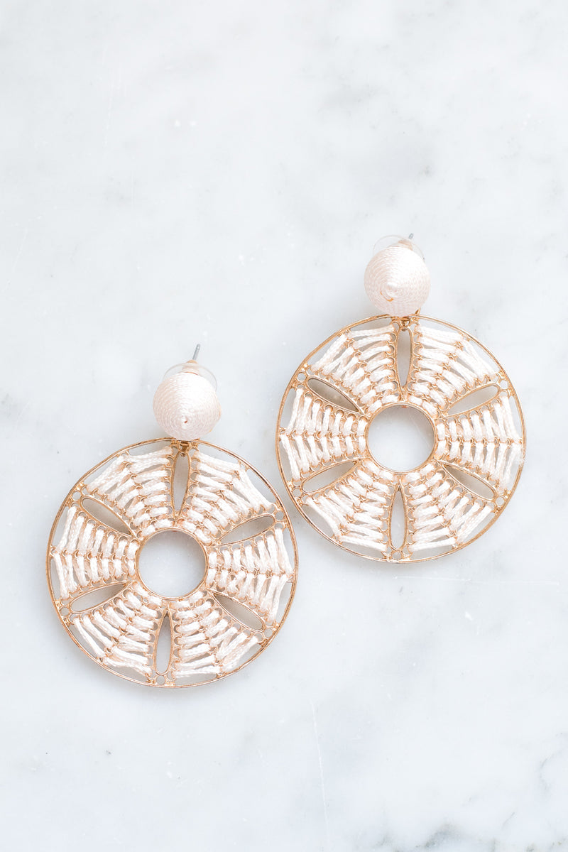 Blake Statement Earrings