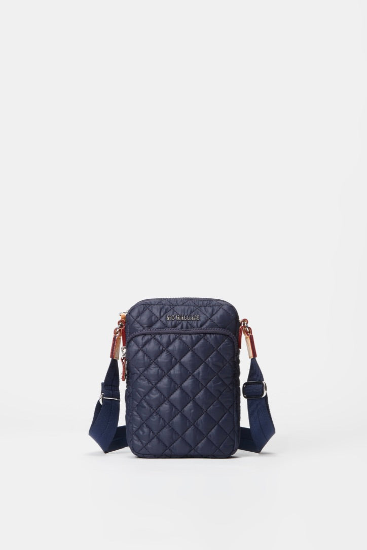 MZ Wallace Metro Crossbody (Dawn Rec)