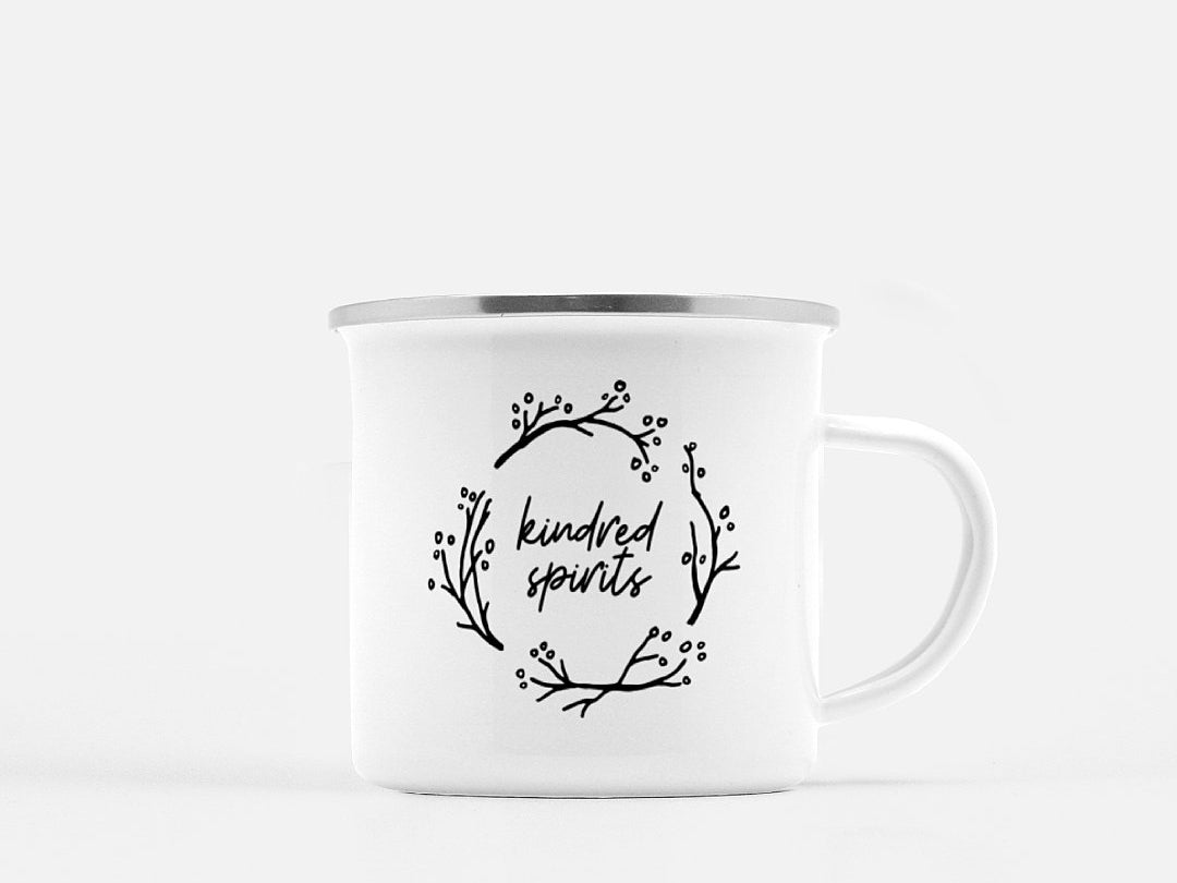 """Kindred Spirits"" Campfire Mug"