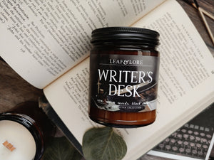 Writer's Desk | Unwritten Collection