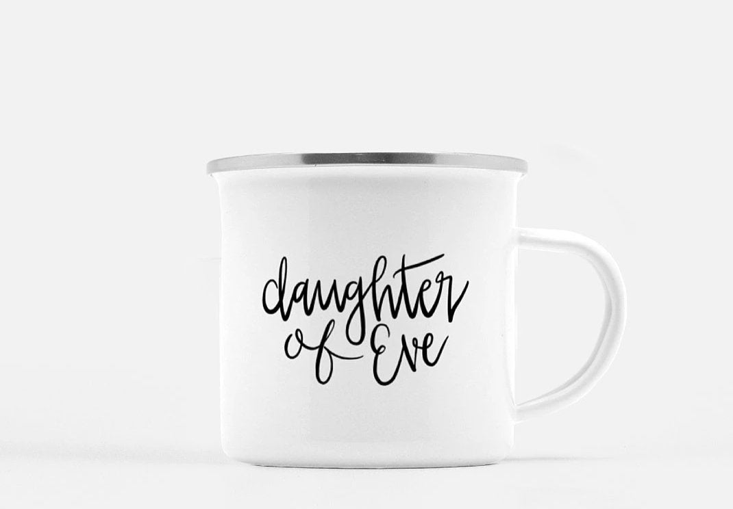 """Daughter of Eve"" Campfire Mug"
