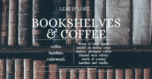 Bookshelves & Coffee | Bookish Collection