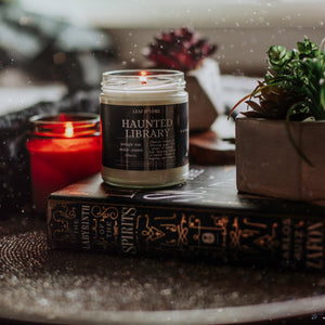 Haunted Library | Autumn Collection