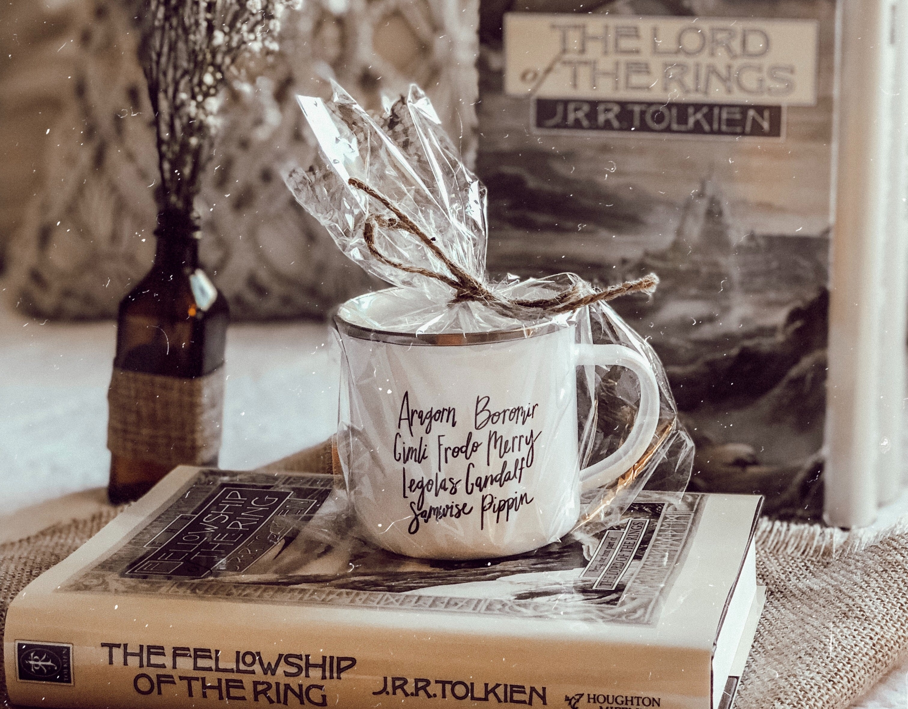 """The Fellowship"" Campfire Mug"