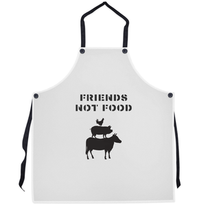 Friends Not Food | Apron
