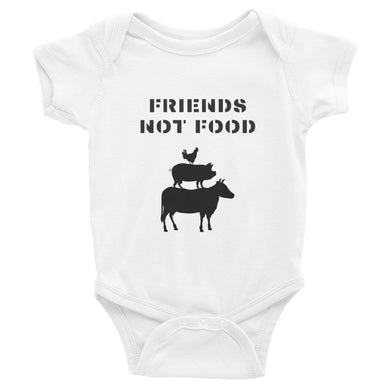 Friends Not Food | Infant Bodysuit