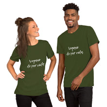 Load image into Gallery viewer, Vegano de por vida Short-Sleeve Unisex T-Shirt