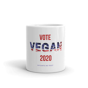 Vote Vegan 2020 Mug