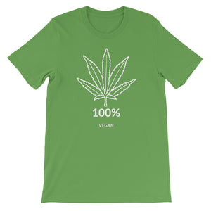 100% Vegan | Short-Sleeve Unisex T-Shirt