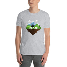 Load image into Gallery viewer, Mt Vegan | Short-Sleeve Unisex T-Shirt