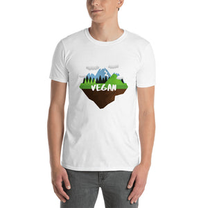 Mt Vegan | Short-Sleeve Unisex T-Shirt