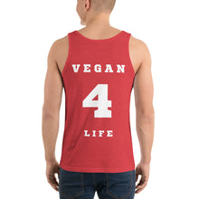 Load image into Gallery viewer, Vegan 4 Life | Unisex Tank Top