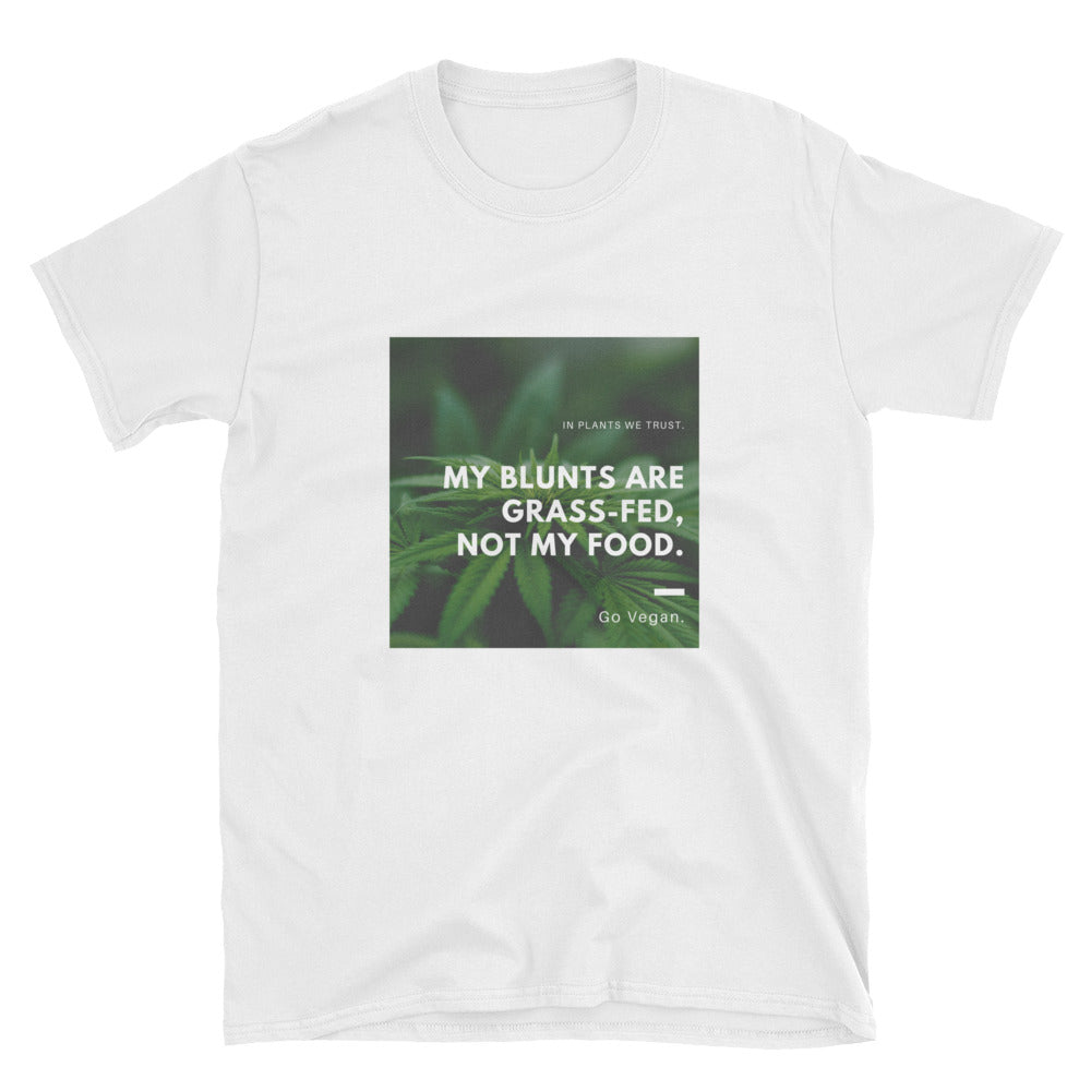 Vegan Short-Sleeve Unisex T-Shirt