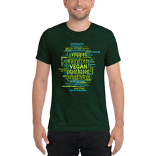 Load image into Gallery viewer, Vegan Word Salad | Short sleeve t-shirt