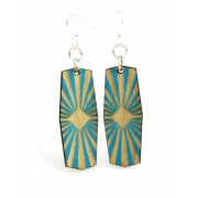 Green Tree Jewelry - Starburst Earrings