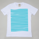 Clean {aesthetic} - Mellow Waves Tee