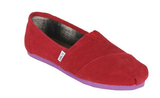 TOMS - Classic Red Pop Cord