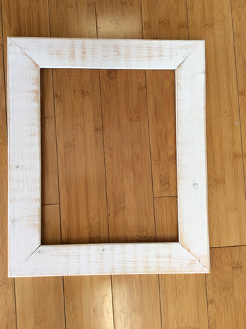 Heather Brown - Recycled Wood Frame 8x10