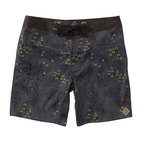 Hippy Tree - Men's Swim Shorts